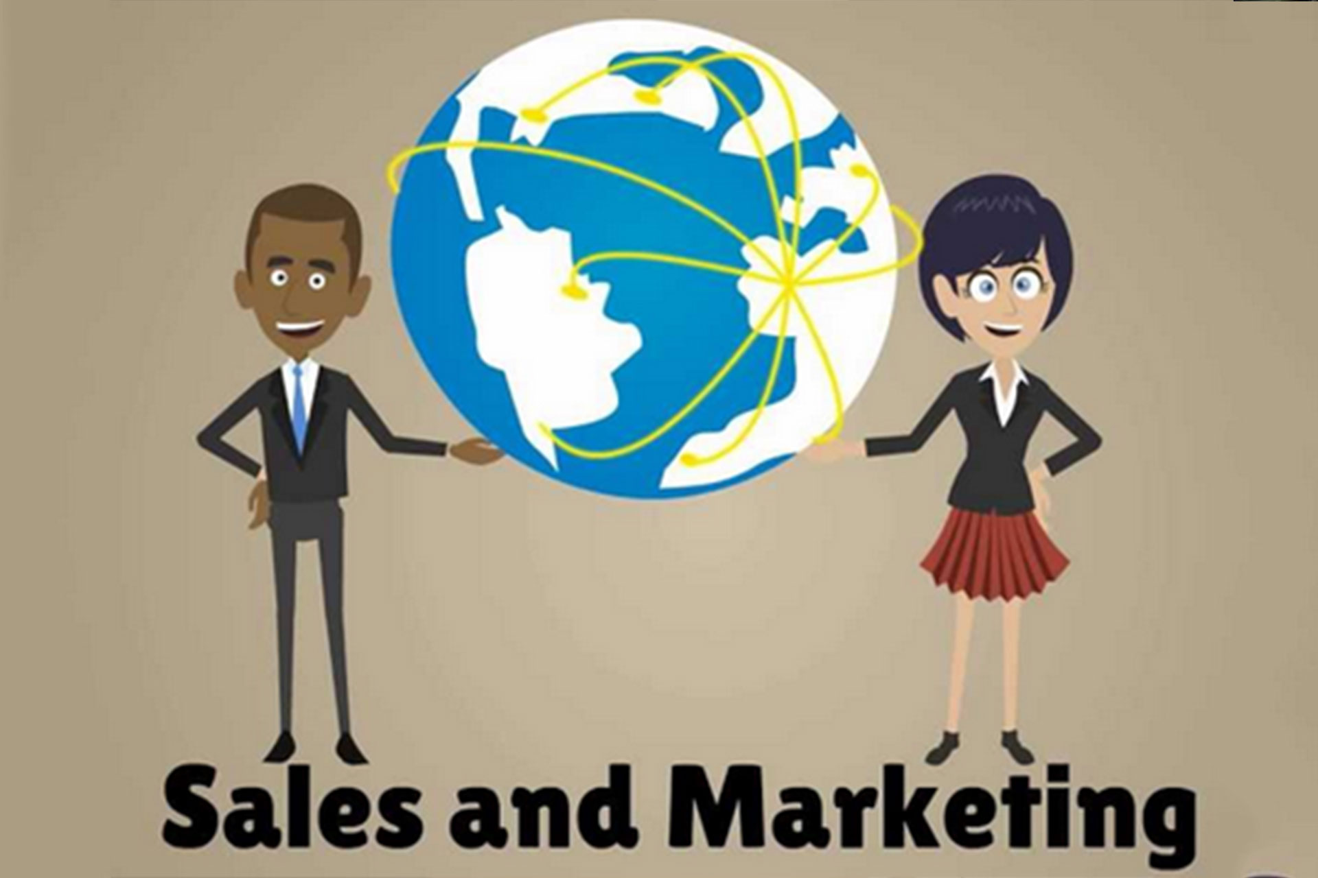 Đi tìm sự khác biệt giữa Sales và Marketing