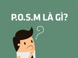 POSM là gì?