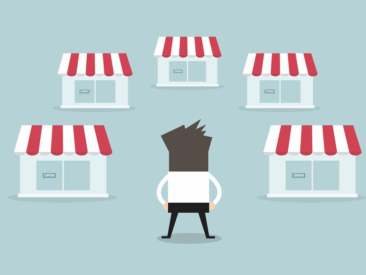 Quản trị cửa hàng bán lẻ