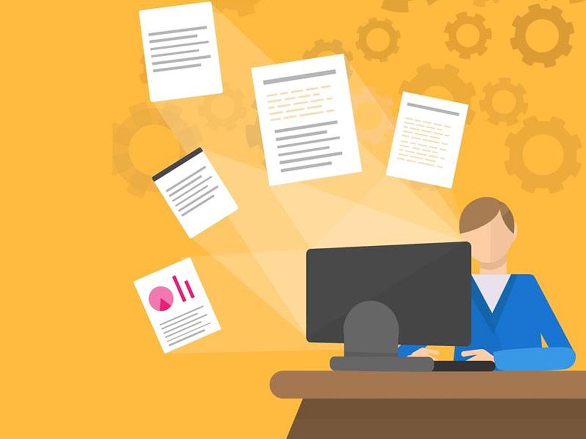 quản lý và lưu trữ hồ sơ dự án