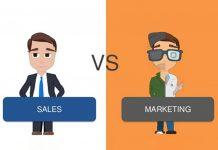 Sales và Marketing
