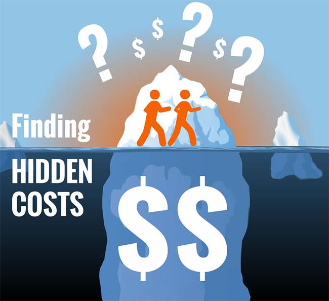 Chi phí ẩn là gì?